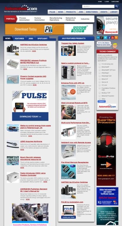 Portal for Online Publication | Five Technology Portfolio