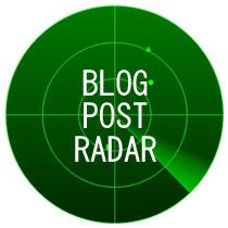 blog radar