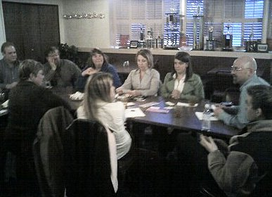Business Blogger meetup
