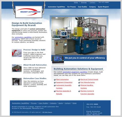 web design brandt
