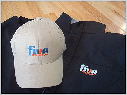 Web design hat and jacket
