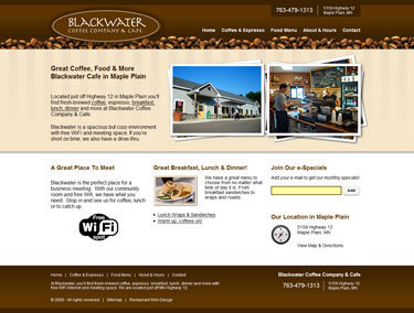 Blackwater Coffee Company & Cafe