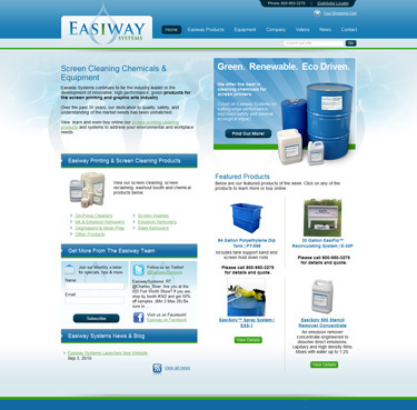 Easiway Systems E-commerce