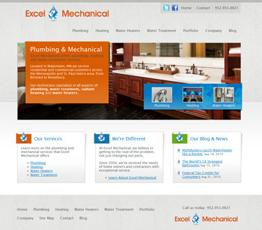 Excel Mechanical
