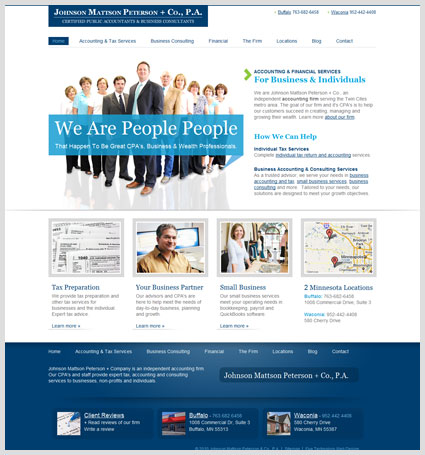 accounting website