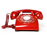 red-phone-call