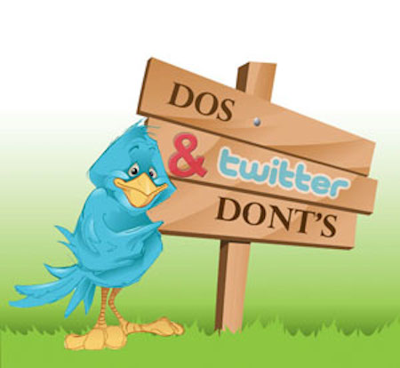 Twitter Marketing Do's and Dont's